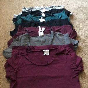 H&M Basic Tees